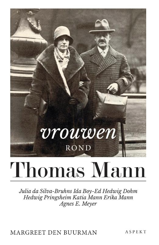 Margreet den Buurman,De vrouwen rond Thomas Mann