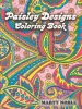Noble, Marty,Paisley Designs Coloring Book
