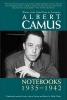 Camus, Albert,Notebooks 1935-1942
