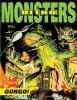 Gill, Joe,Steve Ditko`s Monsters Volume 1