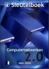 <b>Marc  Goris</b>,Sleutelboek Computernetwerken 2.0 (B&amp;W)