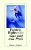 Highsmith, Patricia,Salz und sein Preis