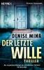 Mina, Denise,Der letzte Wille