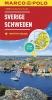 ,<b>MARCO POLO Länderkarte Schweden 1:800 000</b>