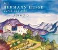 Hesse, Hermann,Mit Hermann Hesse durch das Jahr