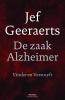 Jef  Geeraerts,De zaak Alzheimer