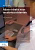 Maria de Vries, Elly  Hogeveen,Administratie voor tandartsassistenten