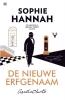 <b>Sophie  Hannah, Agatha  Christie</b>,De nieuwe erfgenaam
