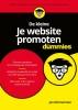 Jan  Zimmerman,De kleine je website promoten voor Dummies