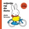 Dick  Bruna,nijntje op de fiets