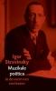 Igor  Stravinsky,Muzikale poëtica