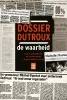 <b>Jean Lambrecks, Els Schreurs, Jean-Pierre Adam</b>,Dossier Dutroux, de waarheid