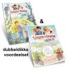 ,Casper en Emma PAKKET doeboek + kleurboek