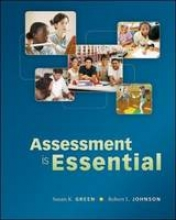 Green, Susan Assessment Is Essential