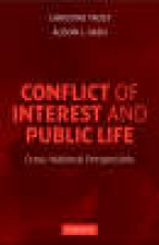 Trost, Christine Conflict of Interest and Public Life