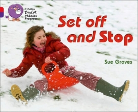 Sue Graves,   Kay Hiatt Set Off and Stop