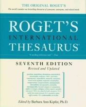 Roget`s International Thesaurus