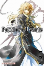 Mochizuki, Jun Pandora Hearts 5