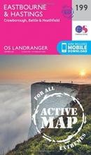 Ordnance Survey Eastbourne & Hastings, Battle & Heathfield