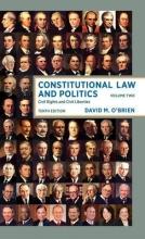 O`Brien, David M. Constitutional Law and Politics