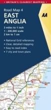, East Anglia Road Map