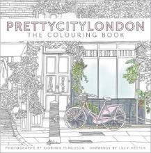 Siobhan Ferguson prettycitylondon: The Colouring Book