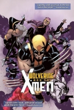 Latour, Jason Wolverine & the X-Men 1