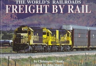 Christopher Chant Freight by Rail