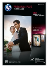 , Inkjetpapier HP CR677A 10x15cm photo glossy 300gr 25vel