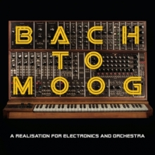 Graig Leon - Bach to Moog CD