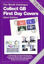 Booth, Jeffrey Collect GB First Day Covers