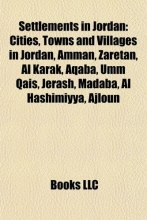 LLC, Books Settlements in Jordan