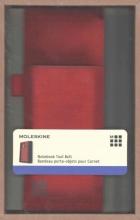 Moleskine Tool Belt, Large, Scarlet Red