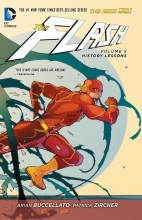 Buccellato, Brian The Flash, Volume 5