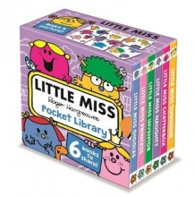 MR MEN Little Miss: Pocket Library
