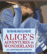 Carroll, Lewis Alice`s Adventures in Wonderland: Panorama Pops