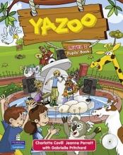 Perrett, Jeanne Yazoo Global Level 2 Pupil`s Book and CD (2) Pack