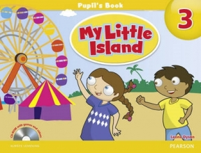 Dyson, Leone My Little Island Level 3 Student`s Book and CD Rom Pack