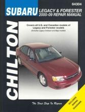 Haynes Publishing Subaru Legacy (00-09 ) (Chilton)