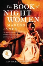 James, Marlon Book of Night Women