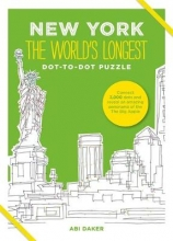 New York the World`s Longest Dot-to-dot Puzzle