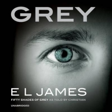 James, E. L. Grey. 16 CDs