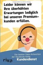 Schäfer, Alexander Leider können wir Ihre überhöhten Erwartungen nur bei unseren Premiumkunden erfüllen.