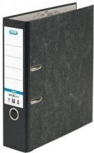 , Ordner Elba Smart Original A4 80mm karton zwart gewolkt