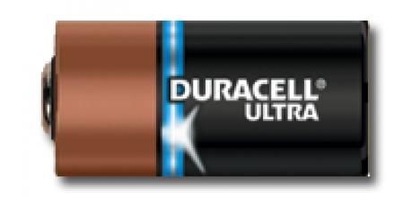 , Batterij Duracell 2xCR123 high power lithium