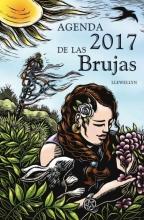 , Llewellyn Agenda de Las Brujas 2017