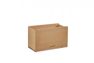 , Glasbord accessoirehouder Legamaster hout