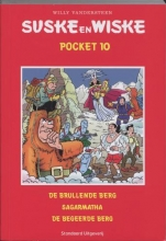 Vandersteen,,Willy Suske en Wiske Pocket 10