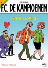 Hec  Leemans F.C. De Kampioenen 56 Miss Moeial