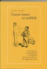 A.  Ouwerkerk Tussen kunst en publiek